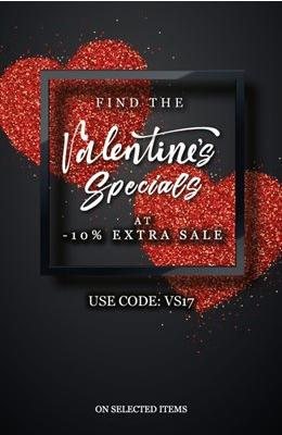 Happy Valentine's Sale